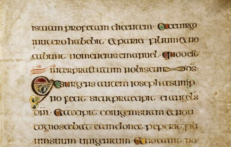 Insulare, Book of Kells